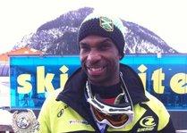 Michael Williams Jamaica Ski Team