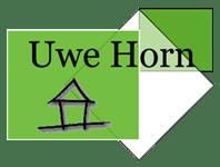 Logo Uwe Horn Immobilien